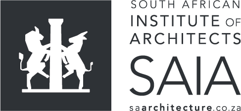 The South African Institute of Architects logo