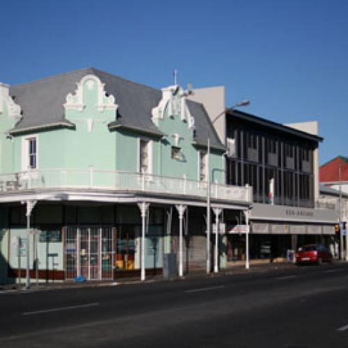 View of no.76 from Corner of Main and Upper Durban Roads.