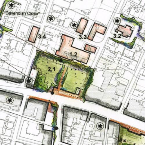 Focus Area 2: Woodstock Town Hall Precinct